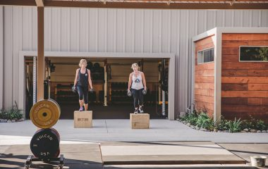 Cardio Burn at CrossFit Stockton